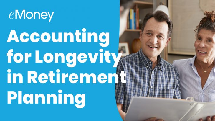 Longevity in Retirement Planning Blog