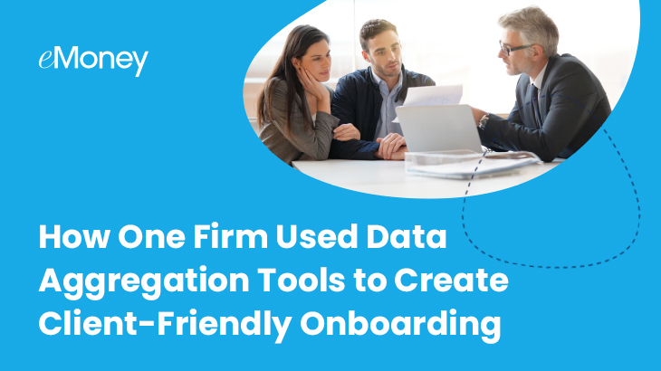 Data Aggregation for Client Friendly Onboarding Blog