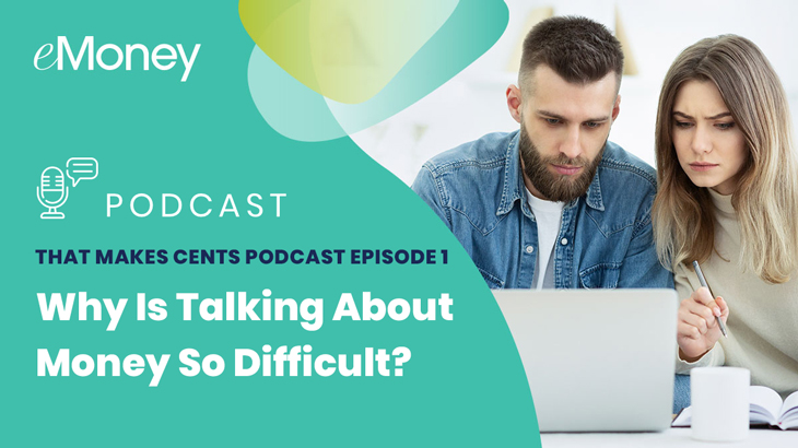 Why is talking about money so difficult podcast